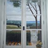 Fenêtre Jardin